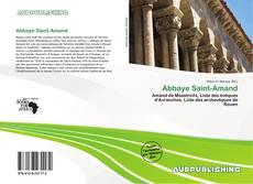 Abbaye Saint-Amand kitap kapağı