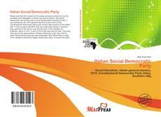 Copertina di Italian Social Democratic Party