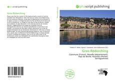 Buchcover von Gros-Réderching