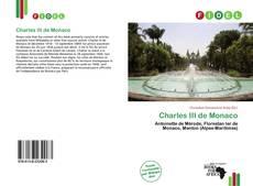 Couverture de Charles III de Monaco