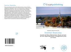 Bookcover of Institut Stanislas