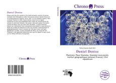 Bookcover of Daniel Denise
