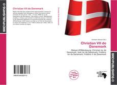 Portada del libro de Christian VII de Danemark