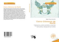 Buchcover von Claire-Clémence de Maillé