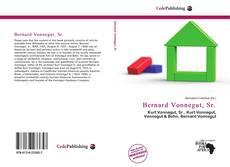 Couverture de Bernard Vonnegut, Sr.