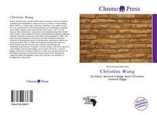 Buchcover von Christine Wang