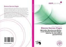 Étienne Garnier-Pagès kitap kapağı