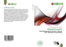 Buchcover von Clément Laurier