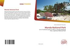 Bookcover of Manda National Park