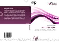 Bookcover of Alphonse Peyrat