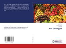 Bookcover of Ber Genotypes