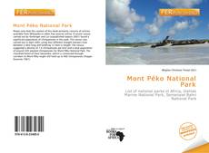Bookcover of Mont Péko National Park