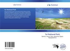 Borítókép a  Taï National Park - hoz