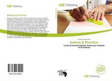 Bookcover of Adams & Prentice