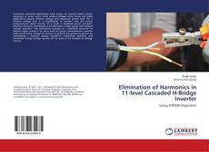 Bookcover of Elimination of Harmonics in 11-level Cascaded H-Bridge Inverter