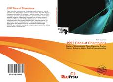 Capa do livro de 1997 Race of Champions