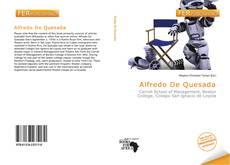 Bookcover of Alfredo De Quesada