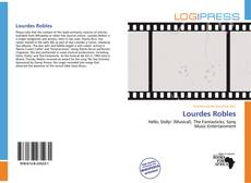 Lourdes Robles的封面