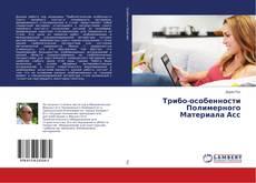 Buchcover von Трибо-особенности Полимерного Материала Асс