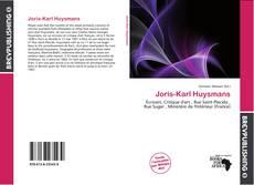 Borítókép a  Joris-Karl Huysmans - hoz