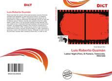 Buchcover von Luis Roberto Guzmán
