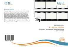 Bookcover of Kristina Dörfer