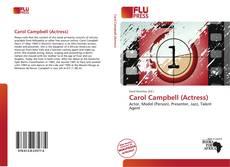 Portada del libro de Carol Campbell (Actress)