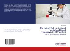 Capa do livro de The role of TNF –α, IL-8 and peripheral blood lymphocyts in HCV patient