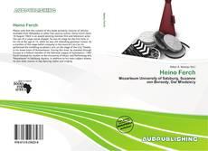 Buchcover von Heino Ferch