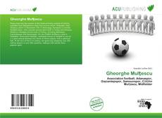 Bookcover of Gheorghe Mulţescu