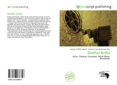 Bookcover of Diether Krebs