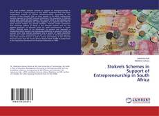 Bookcover of Stokvels Schemes in Support of Entrepreneurship in South Africa