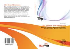 Bookcover of 2012 Race of Champions