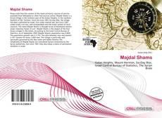 Bookcover of Majdal Shams