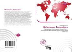Portada del libro de Matamoros, Tamaulipas