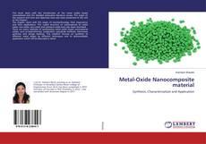 Capa do livro de Metal-Oxide Nanocomposite material