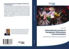 Bookcover of Intercultural Lacunae in Hungarian-Vietnamese Communication