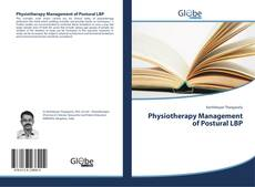 Bookcover of Physiotherapy Management of Postural LBP