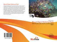 Capa do livro de Mount Elgon National Park