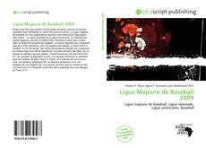 Buchcover von Ligue Majeure de Baseball 2009
