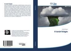 Bookcover of A tanári kiégés