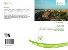 Buchcover von Alitena