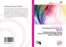 Обложка Goodwood Festival of Speed
