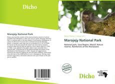 Обложка Marojejy National Park