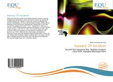 Bookcover of January 28 Incident