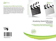 Couverture de Academy Award Winning Families