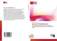 Portada del libro de Janusz Piekałkiewicz