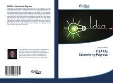 Обложка PISARA: Salamin ng Pag-asa