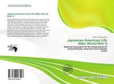 Japanese-American Life After World War II的封面