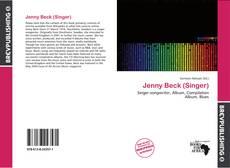 Portada del libro de Jenny Beck (Singer)